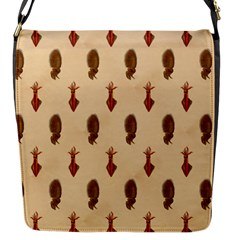 Octopus Flap closure messenger bag (Small)