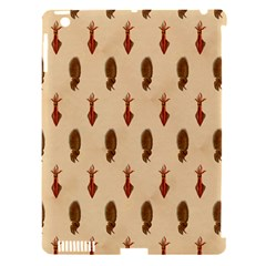 Octopus Apple iPad 3/4 Hardshell Case (Compatible with Smart Cover)