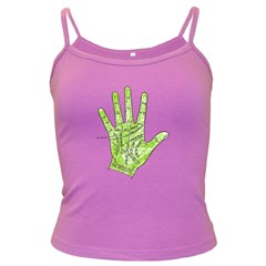 Palmistry Spaghetti Top (Colored)