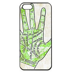 Palmistry Apple iPhone 5 Seamless Case (Black)