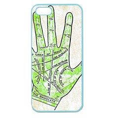 Palmistry Apple Seamless iPhone 5 Case (Color)