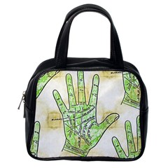 Palmistry Classic Handbag (One Side)