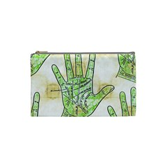 Palmistry Cosmetic Bag (Small)