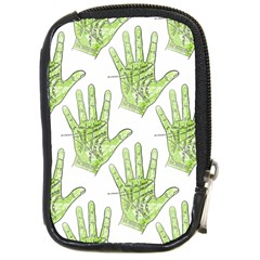 Palmistry Compact Camera Leather Case