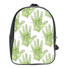 Palmistry School Bag (Large)