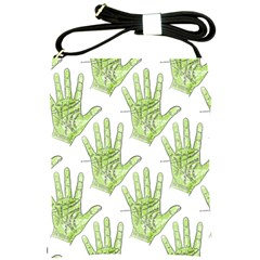 Palmistry Shoulder Sling Bag