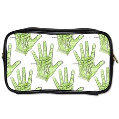 Palmistry Travel Toiletry Bag (Two Sides)