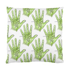 Palmistry Cushion Case (One Side)