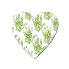 Palmistry Magnet (Heart)
