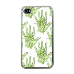 Palmistry Apple iPhone 4 Case (Clear)