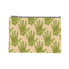 Palmistry Cosmetic Bag (Large)