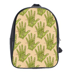 Palmistry School Bag (XL)