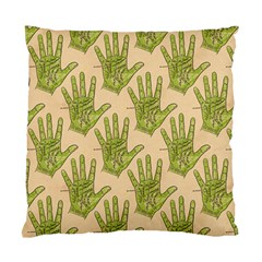Palmistry Cushion Case (Two Sides)