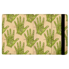 Palmistry Apple iPad 3/4 Flip Case