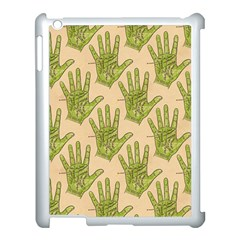 Palmistry Apple iPad 3/4 Case (White)