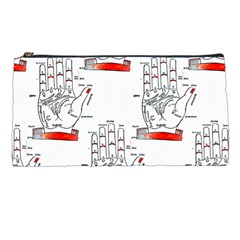 Palmistry Pencil Case