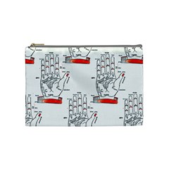 Palmistry Cosmetic Bag (Medium)
