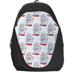 Palmistry Backpack Bag