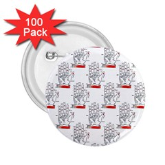 Palmistry 2.25  Button (100 pack)