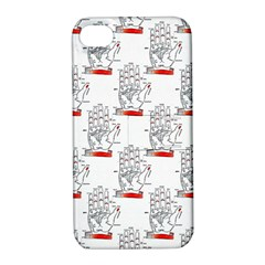Palmistry Apple iPhone 4/4S Hardshell Case with Stand