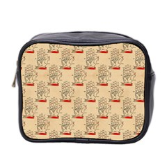 Palmistry Mini Travel Toiletry Bag (Two Sides)