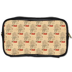 Palmistry Travel Toiletry Bag (One Side)