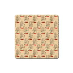 Palmistry Magnet (Square)