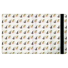 Retro Poodles  Apple iPad 2 Flip Case