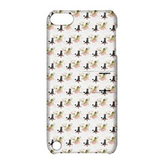 Retro Poodles  Apple iPod Touch 5 Hardshell Case with Stand