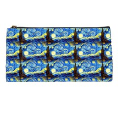 Starry Night By Vincent Van Gogh 1889  Pencil Case