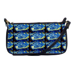 Starry Night By Vincent Van Gogh 1889  Evening Bag