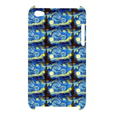 Starry Night By Vincent Van Gogh 1889  Apple iPod Touch 4G Hardshell Case