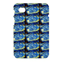 Starry Night By Vincent Van Gogh 1889  Samsung Galaxy Tab 7  P1000 Hardshell Case