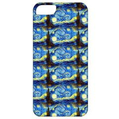 Starry Night By Vincent Van Gogh 1889  Apple iPhone 5 Classic Hardshell Case