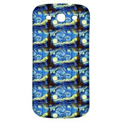 Starry Night By Vincent Van Gogh 1889  Samsung Galaxy S3 S III Classic Hardshell Back Case