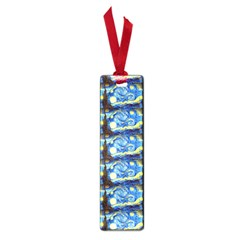 Starry Night By Vincent Van Gogh 1889  Small Bookmark