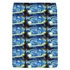 Starry Night By Vincent Van Gogh 1889  Removable Flap Cover (Small)