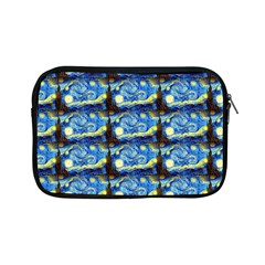 Starry Night By Vincent Van Gogh 1889  Apple iPad Mini Zipper Case