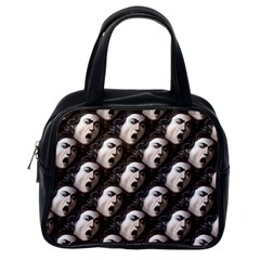 The Head Of The Medusa By Michelangelo Caravaggio 1590 Classic Handbag (One Side)