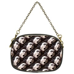 The Head Of The Medusa By Michelangelo Caravaggio 1590 Chain Purse (One Side)