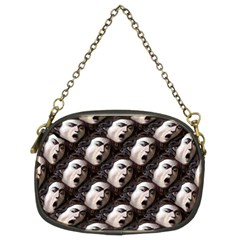 The Head Of The Medusa By Michelangelo Caravaggio 1590 Chain Purse (Two Side)