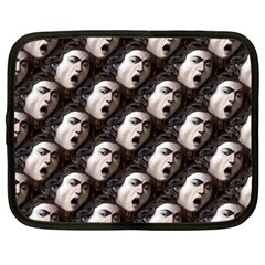 The Head Of The Medusa By Michelangelo Caravaggio 1590 Netbook Case (XXL)