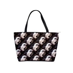 The Head Of The Medusa By Michelangelo Caravaggio 1590 Large Shoulder Bag