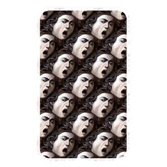 The Head Of The Medusa By Michelangelo Caravaggio 1590 Memory Card Reader (Rectangular)