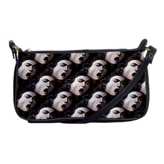 The Head Of The Medusa By Michelangelo Caravaggio 1590 Evening Bag