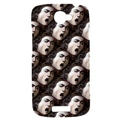 The Head Of The Medusa By Michelangelo Caravaggio 1590 HTC One S Hardshell Case