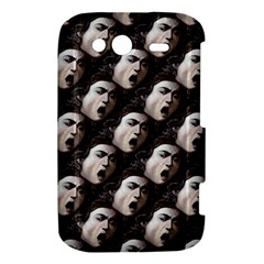 The Head Of The Medusa By Michelangelo Caravaggio 1590 HTC Wildfire S A510e Hardshell Case