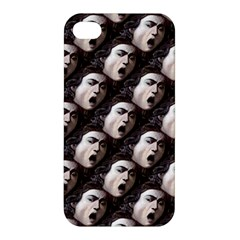 The Head Of The Medusa By Michelangelo Caravaggio 1590 Apple iPhone 4/4S Premium Hardshell Case