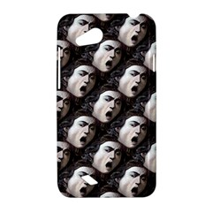 The Head Of The Medusa By Michelangelo Caravaggio 1590 HTC T328D (Desire VC) Hardshell Case