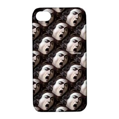 The Head Of The Medusa By Michelangelo Caravaggio 1590 Apple iPhone 4/4S Hardshell Case with Stand